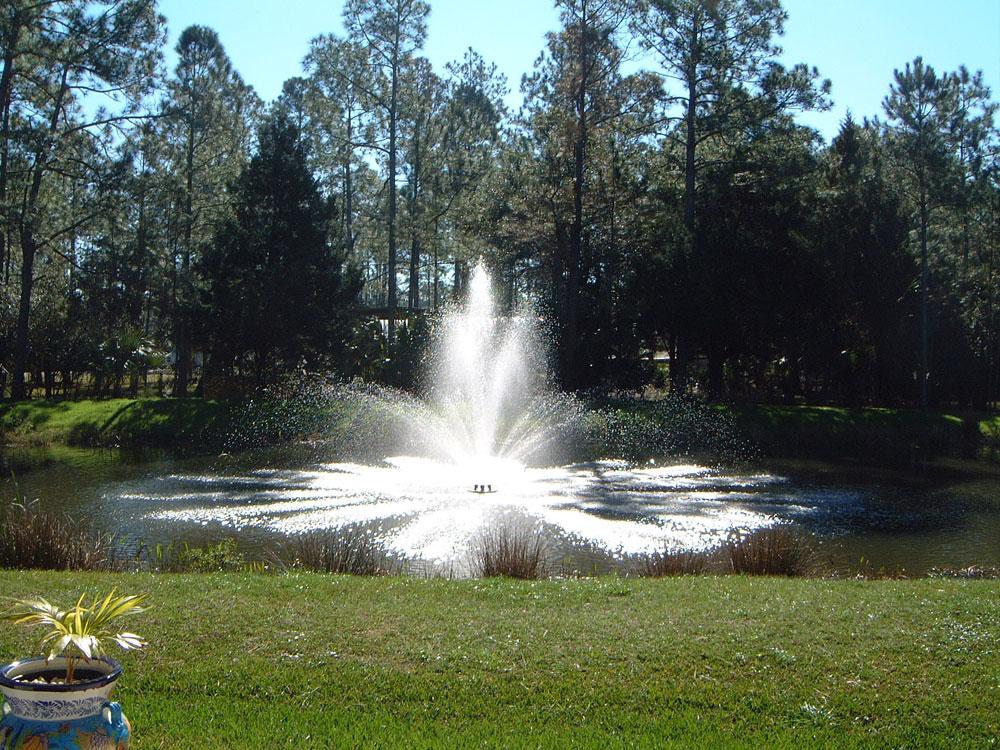 Pond Fountains Efs2000 Pond Fountain