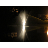 Lighted Fountain EFL190 for up to 1 acre ponds