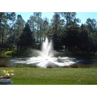 Pond Fountain EFS2000 for 1 to 2 acre ponds