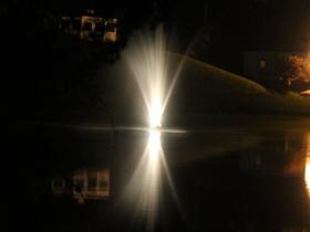 Lighted Fountain EFL190